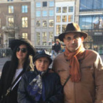 Наша семья, Амстердам, 20 апреля 2016 г.